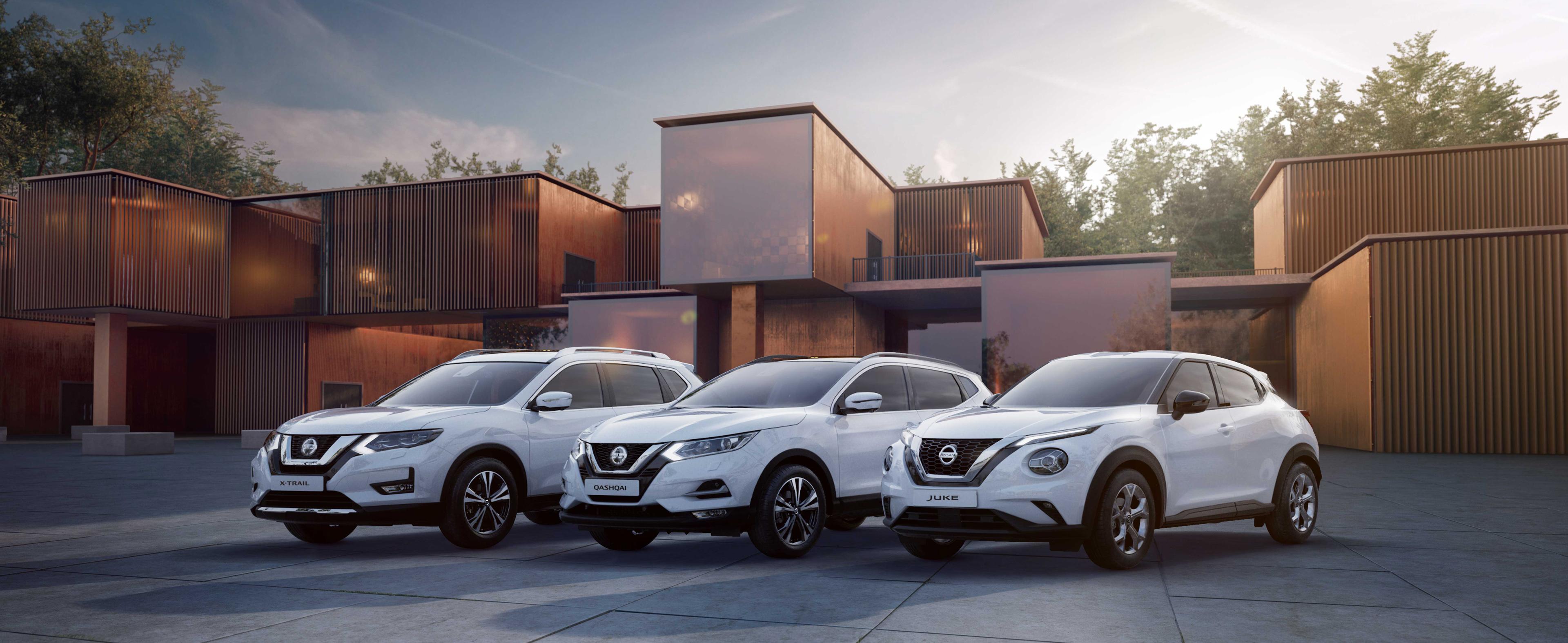 Vuelve la Semana de los Concesionarios Nissan
