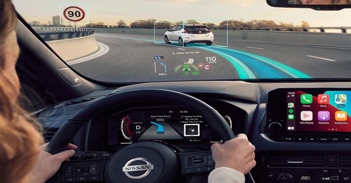 La tercera generación de Nissan Qashqai con tecnología Human Centric